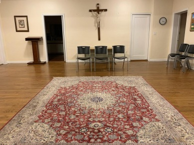 Emmaus Meeting Room